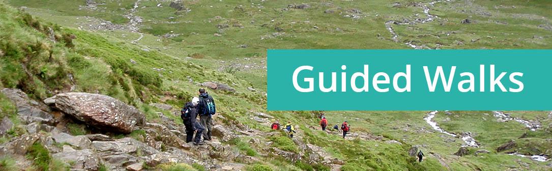 Guided Walks In Brecon